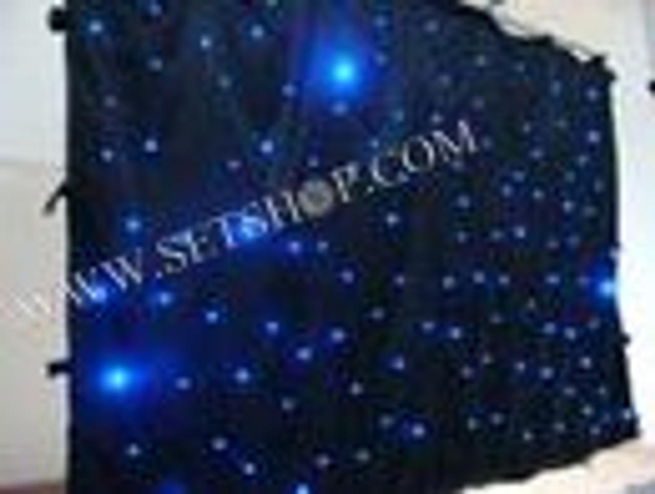"Set Shop LED Backdrop 80"" X 115"" & Various Sizes"