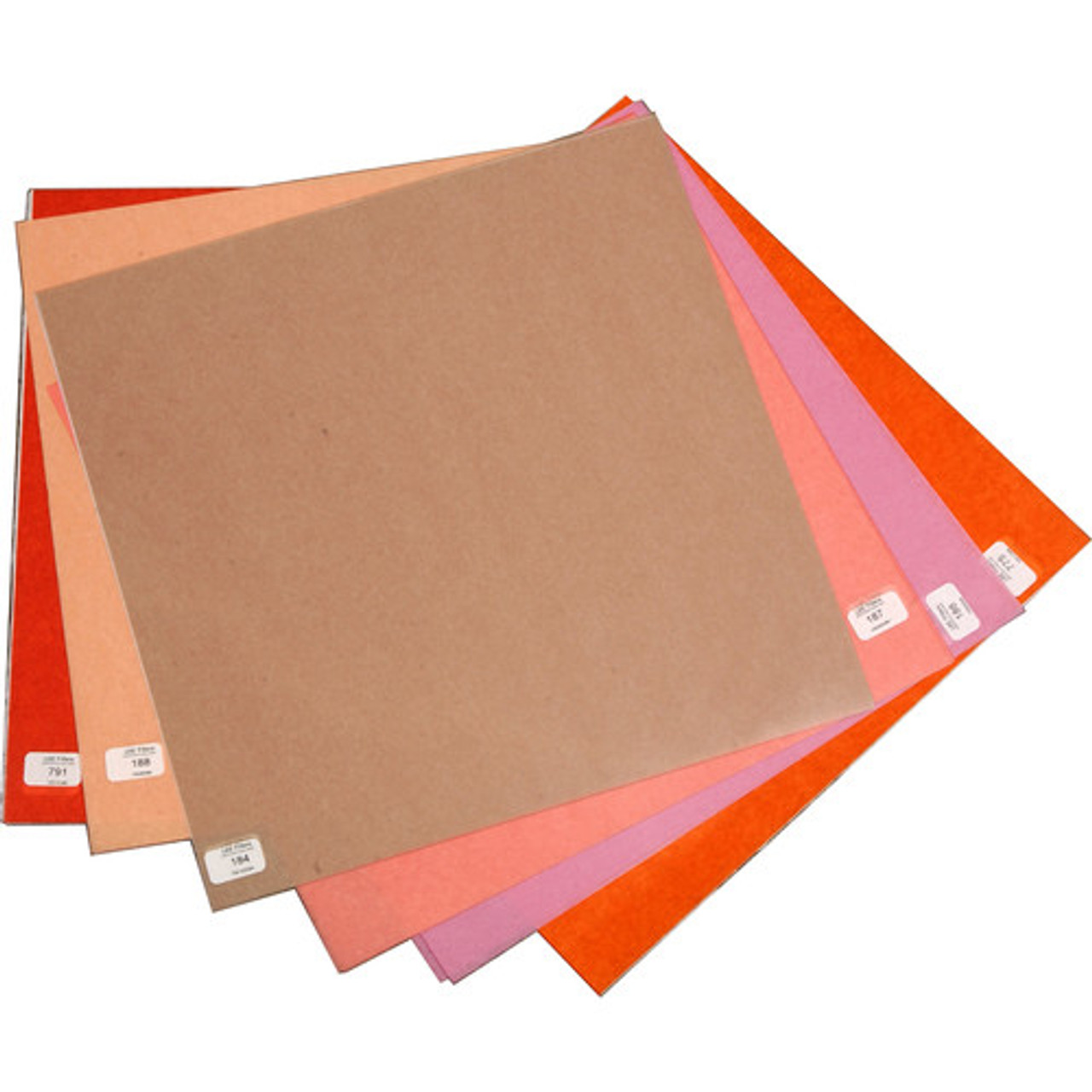 509 - Cosmetic Pack (12 Sheets), Gels