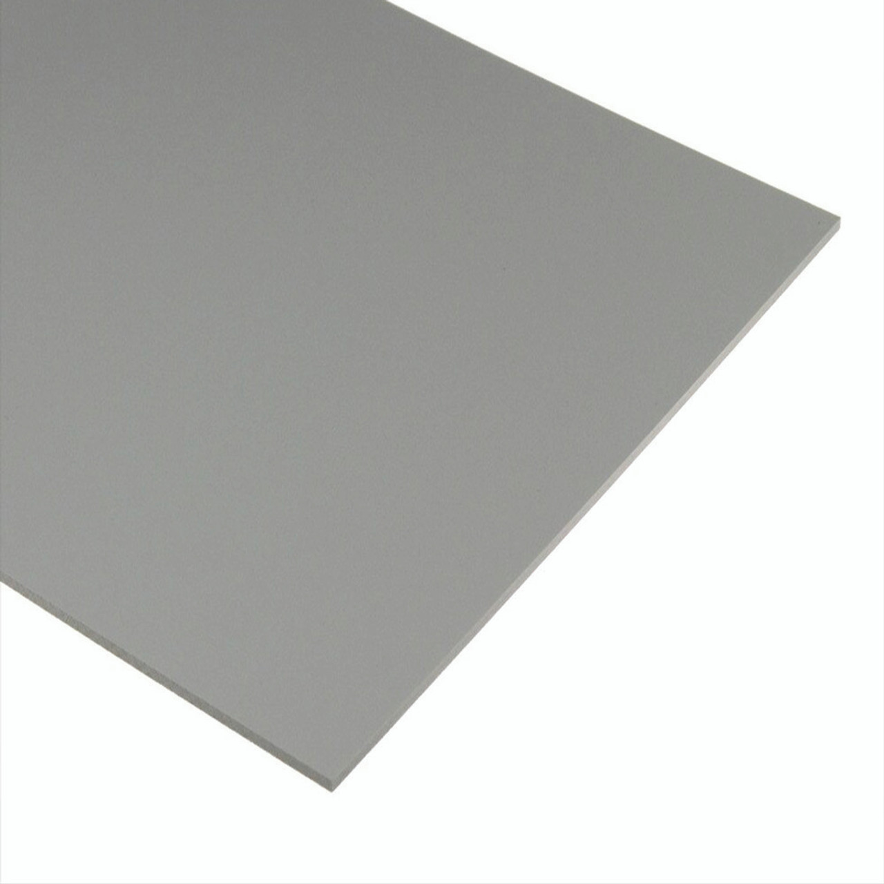 "4' X 8' X 1/8"" Grey Acrylic - Glossy"