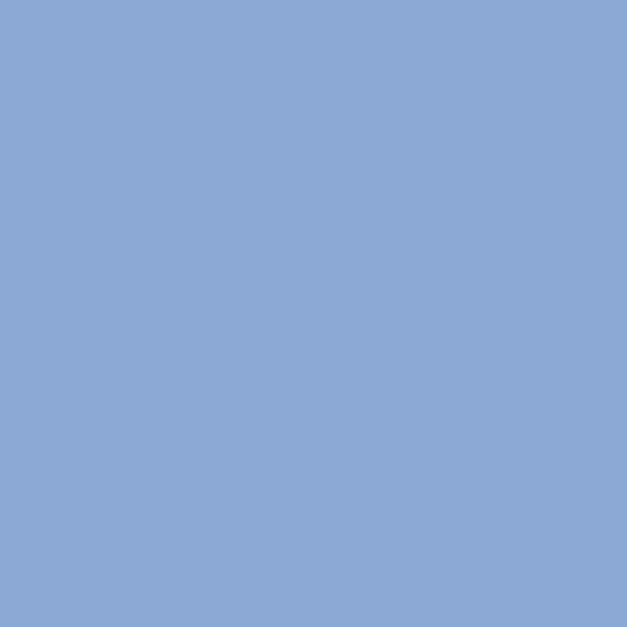 "#3203 Rosco Gels Roscolux Three Quarter Blue CTB, 20x24"""