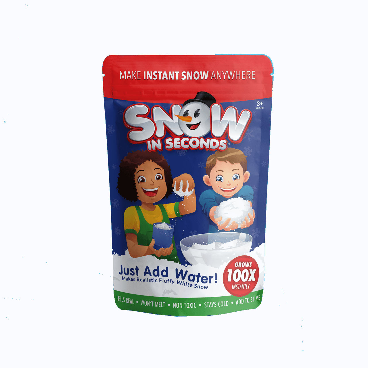 Snow In Seconds Medium (2 Gal)