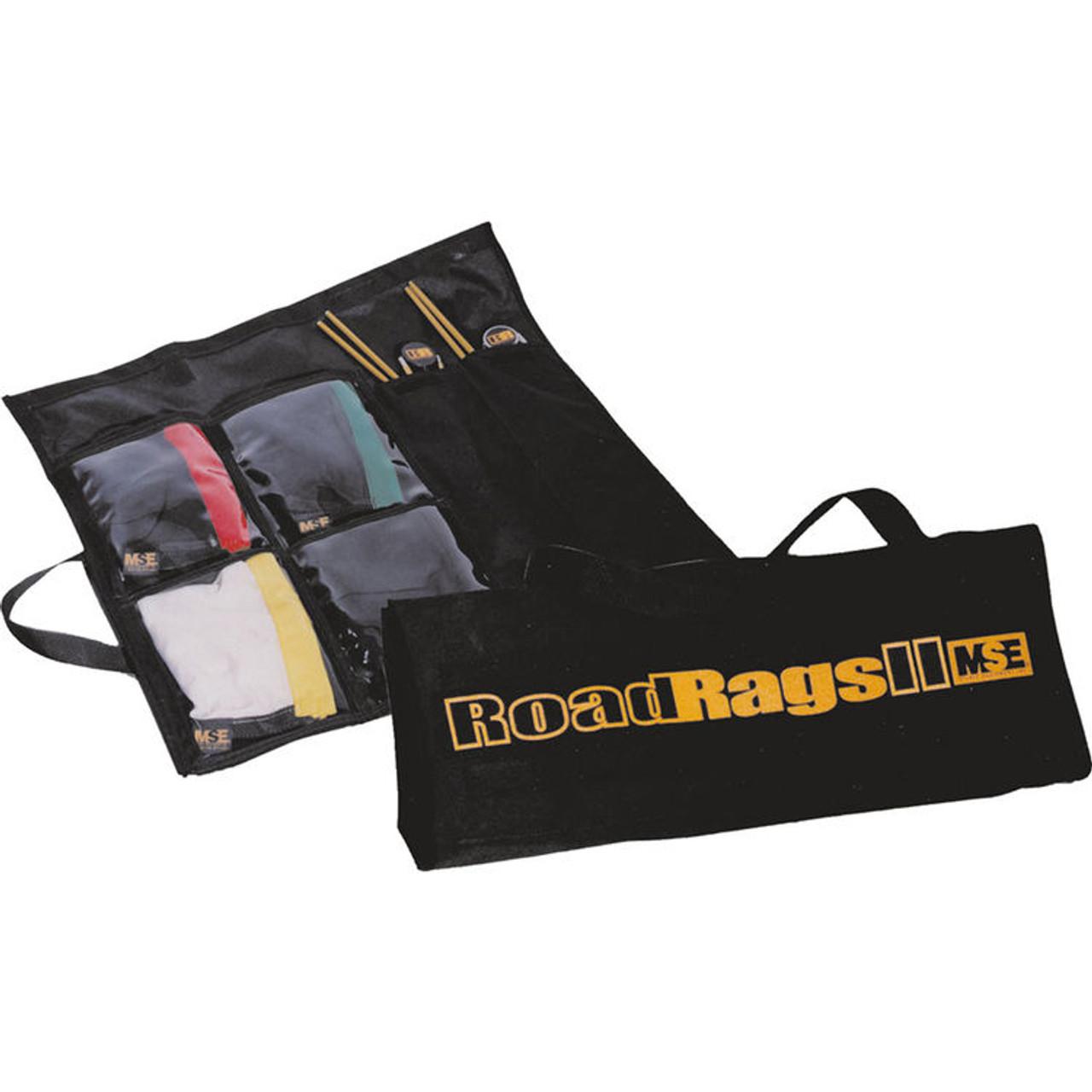 Matthews Roadrags Flag Kit (2 Holders 4 Fabrics)
