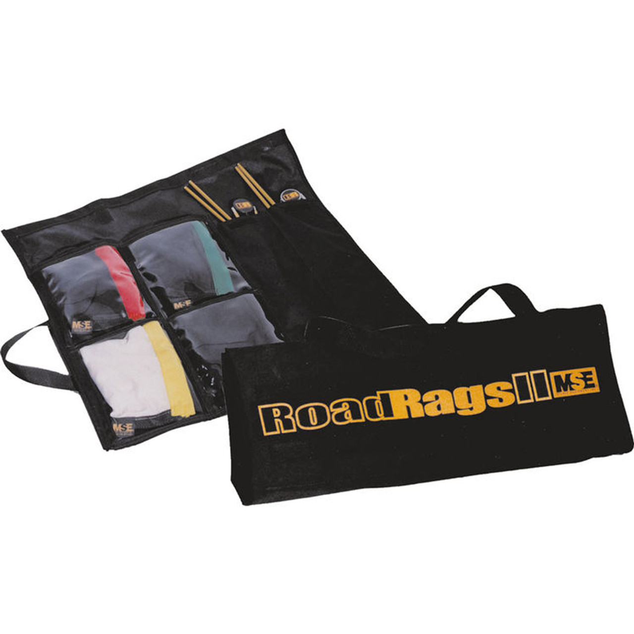 Matthews Roadrags Flag Kit (2 Holders 4 Fabrics)