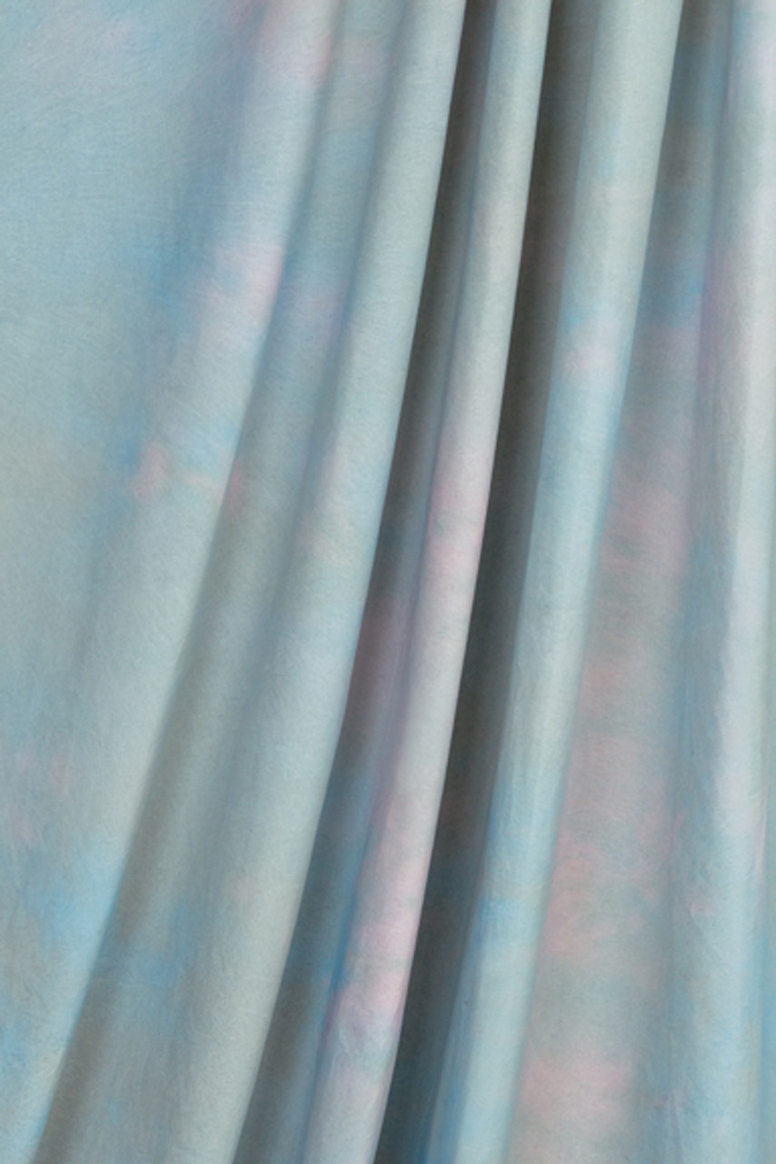Textured Muslin 10'X24' Pastel Sky*