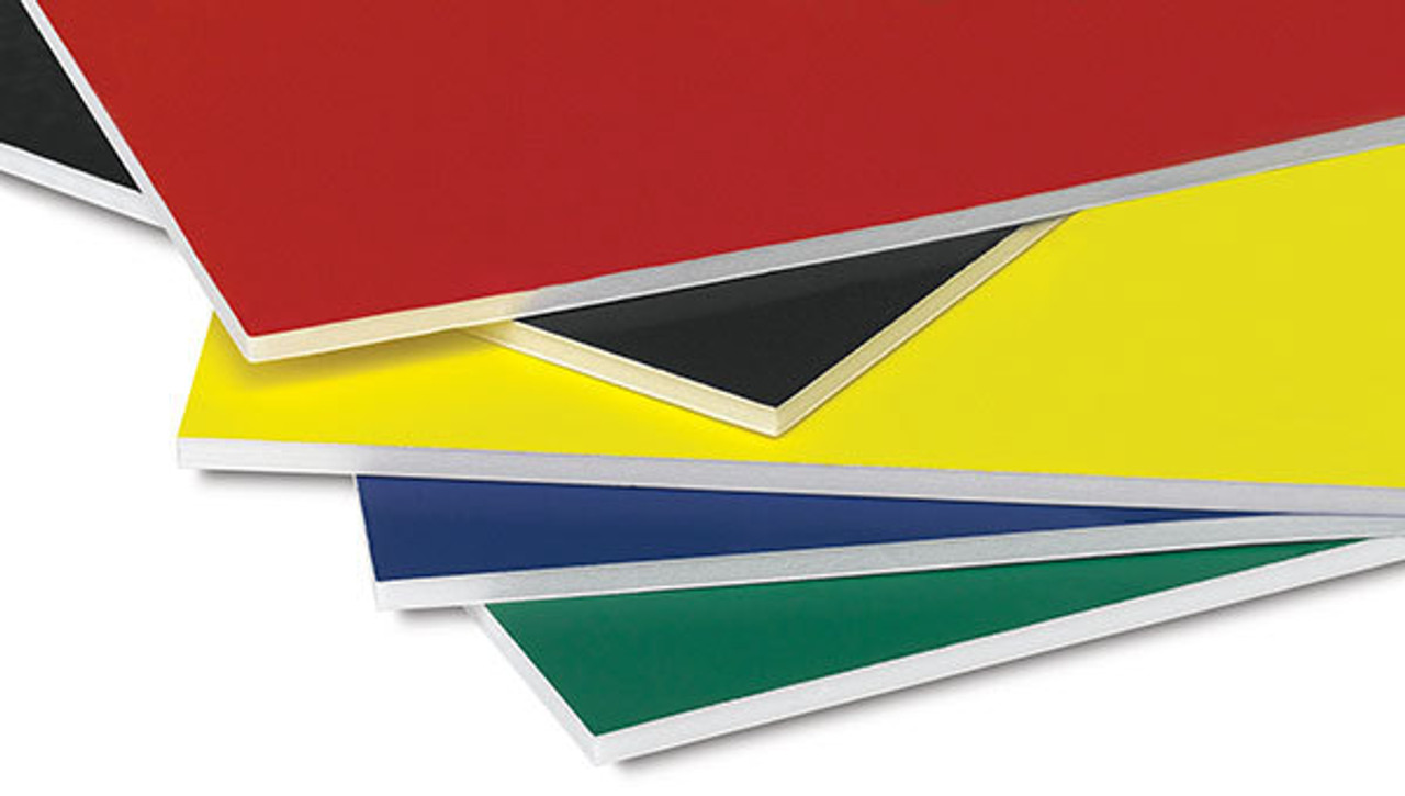 "PMS Custom Color Foamboard (4'x8'x3/16"" Only)"
