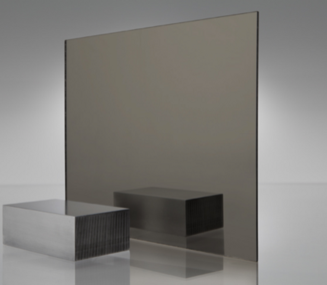 4x8' Mirrored Acrylic BRONZE