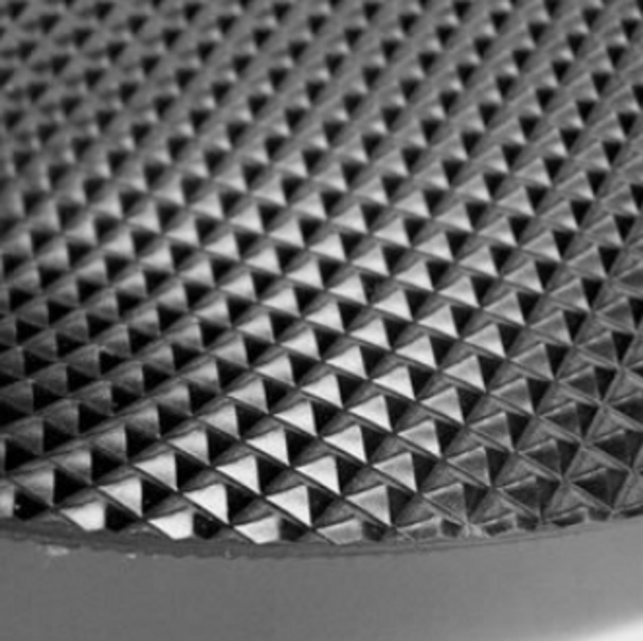 """Rubber Pyramid Mat 36x36"""""""