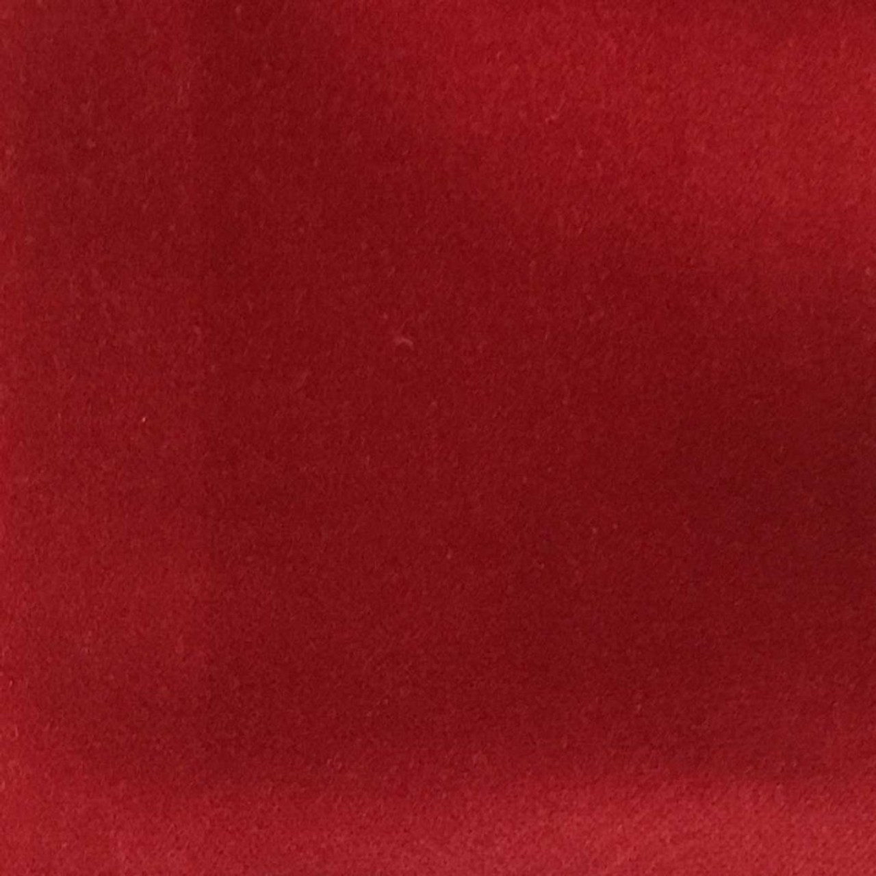 "Red Velour (set Flock) 58""x24' roll"