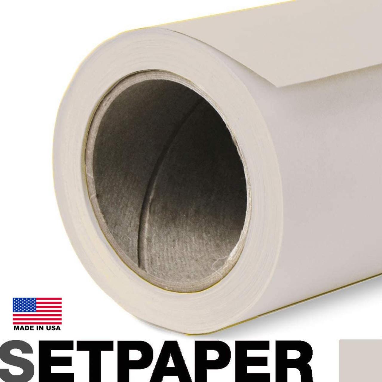 """SETPAPER - DIGI GREY 107"""" x 36' (2.7 x 11m)"""