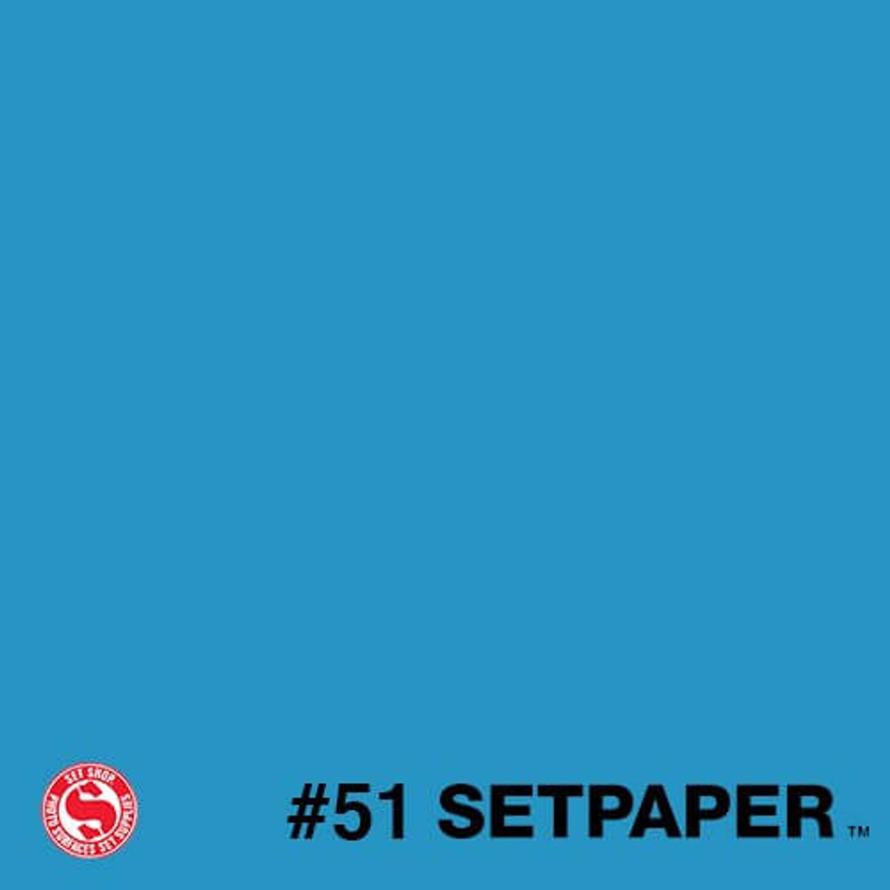 "151 SETPAPER - REGAL BLUE 53"" x 36' (1.3 x 11m)"