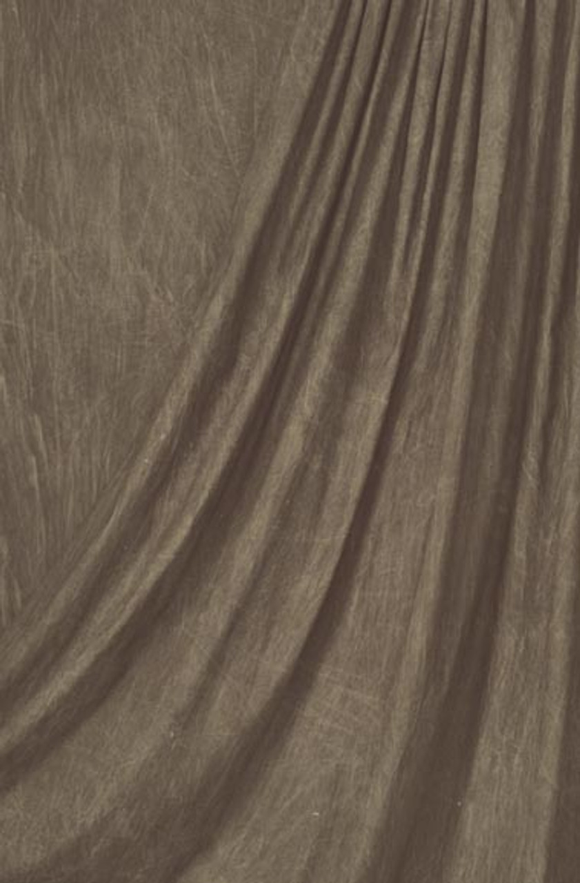 Rental - Muslin Backdrop ( Khaki ) 10 ft x 12' (3 x 3.6m)