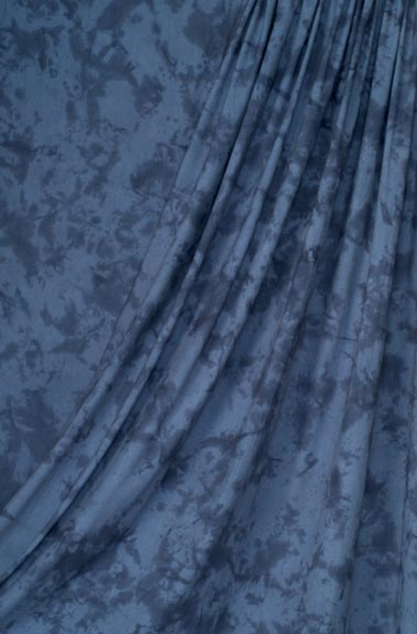 Rental - Muslin Backdrop ( Denim ) 10 ft x 12' (3 x 3.6m)
