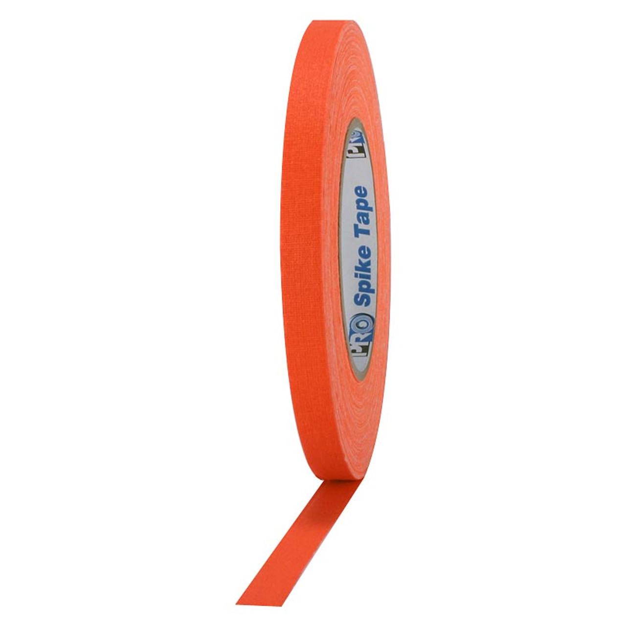 "Spike Tape - FL Orange 1"" x 50 Yds"