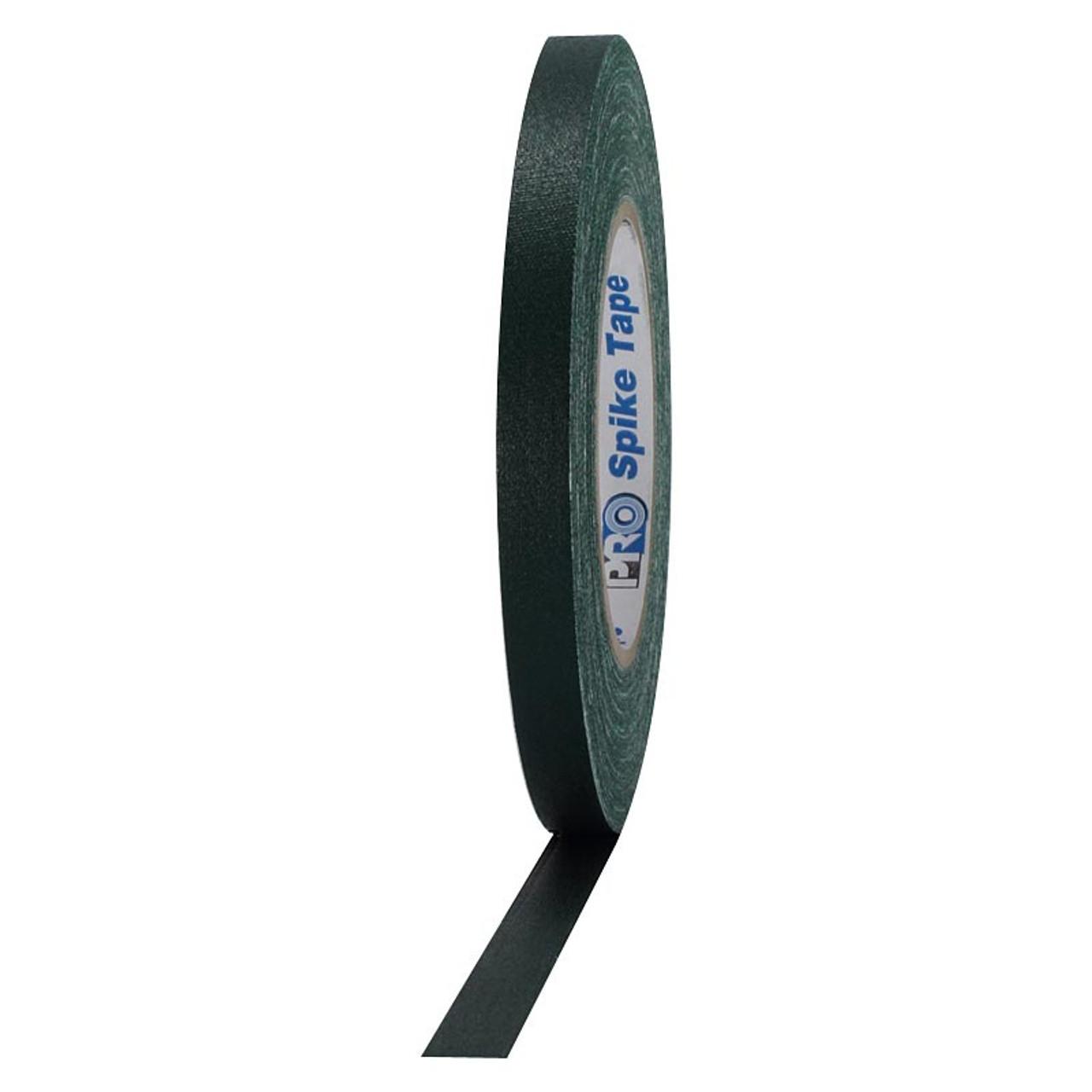 """Spike Tape - Dark Green 1/2"""" x 50 Yds"""