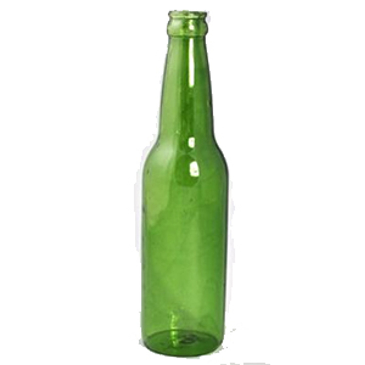 Beer Bottle - Green
