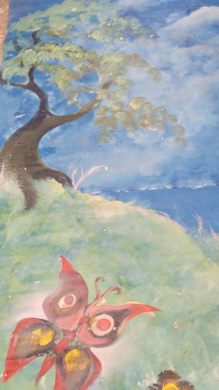 ]Muslin Backdrop - (4) - 9'x15'