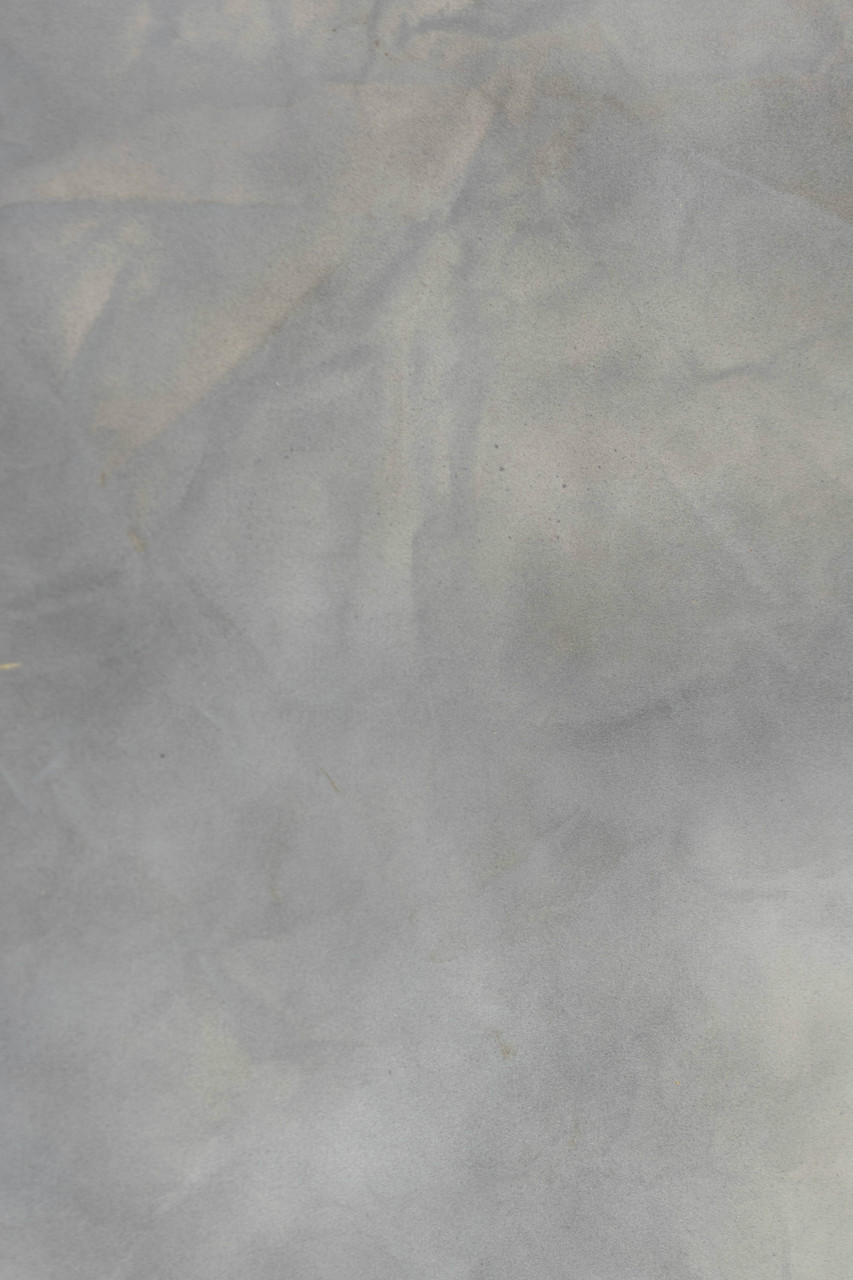 Hand Painted Canvas Backdrop - Textured Dark Grey - 4'x8'