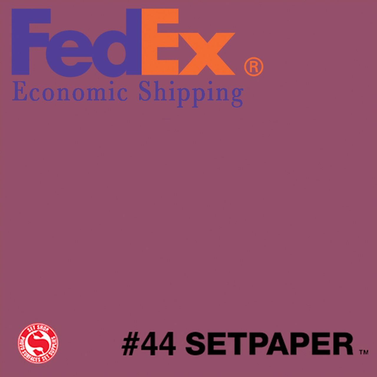"(ECONOMIC SHIPPING) SETPAPER - PLUM 48"" x 36' (1.3 x 11m)"