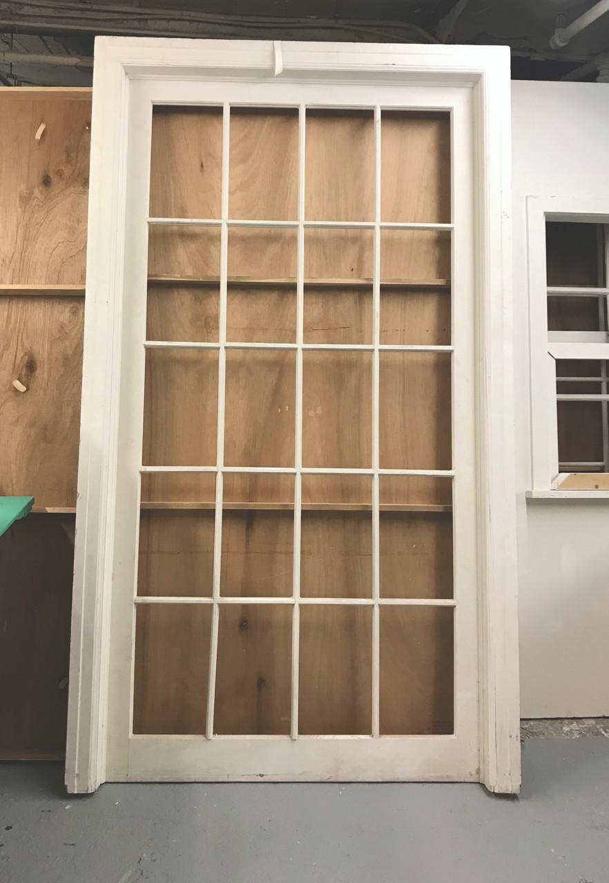 "Flat Mount Window - 12 - (96"" x 56"")"