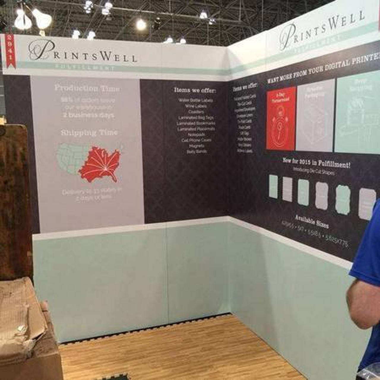 Pedestal + Cube Rental  Trade Show Special