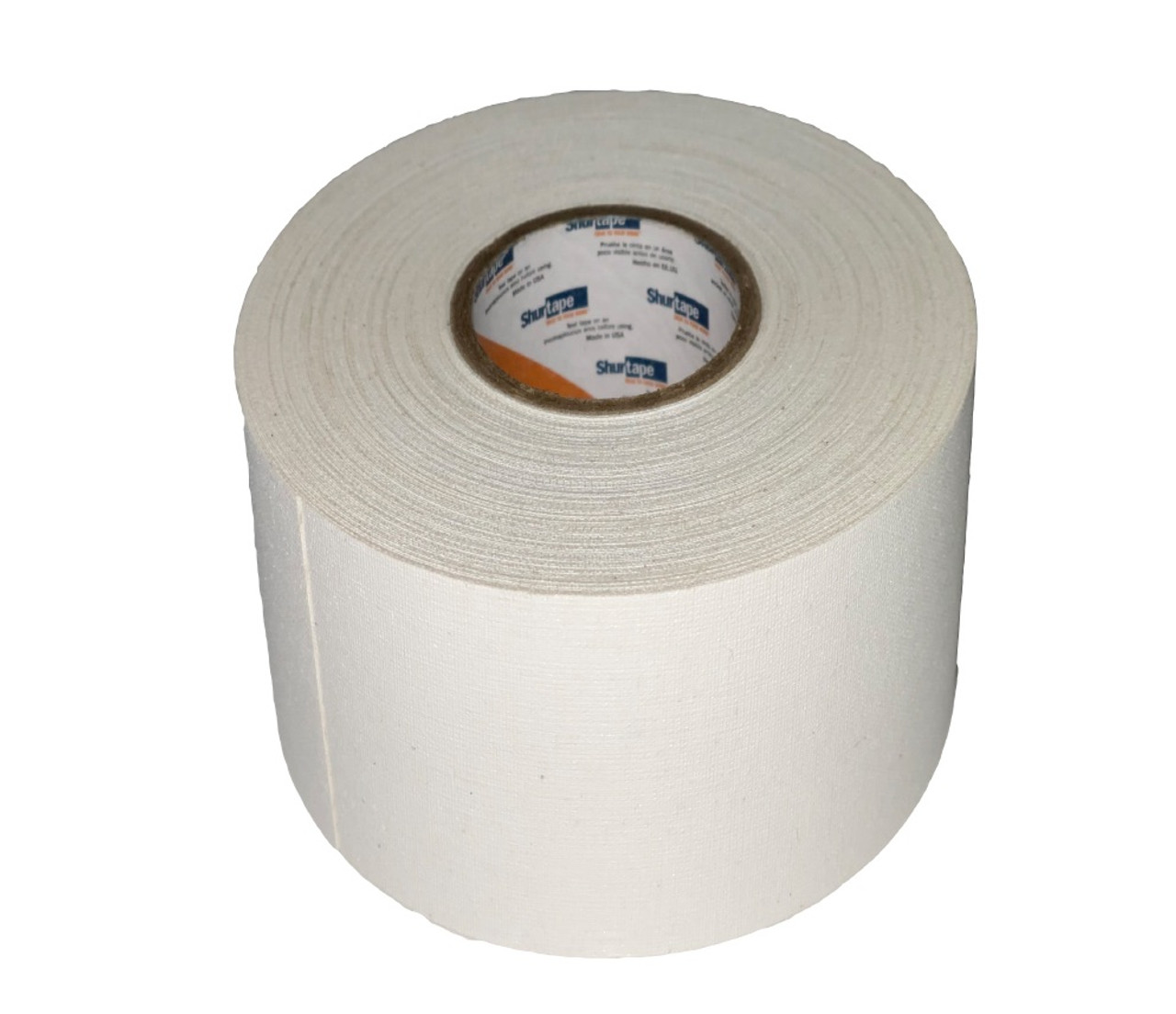 "Pro Gaffers Tape - White 2"" x 10 Yds"