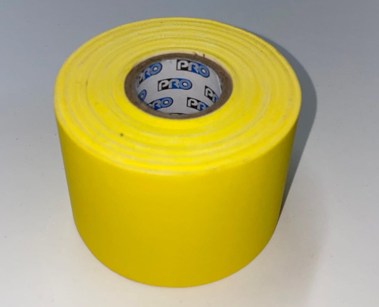 "Pro Gaffers Tape - Yellow  2"" x 10 YDS"