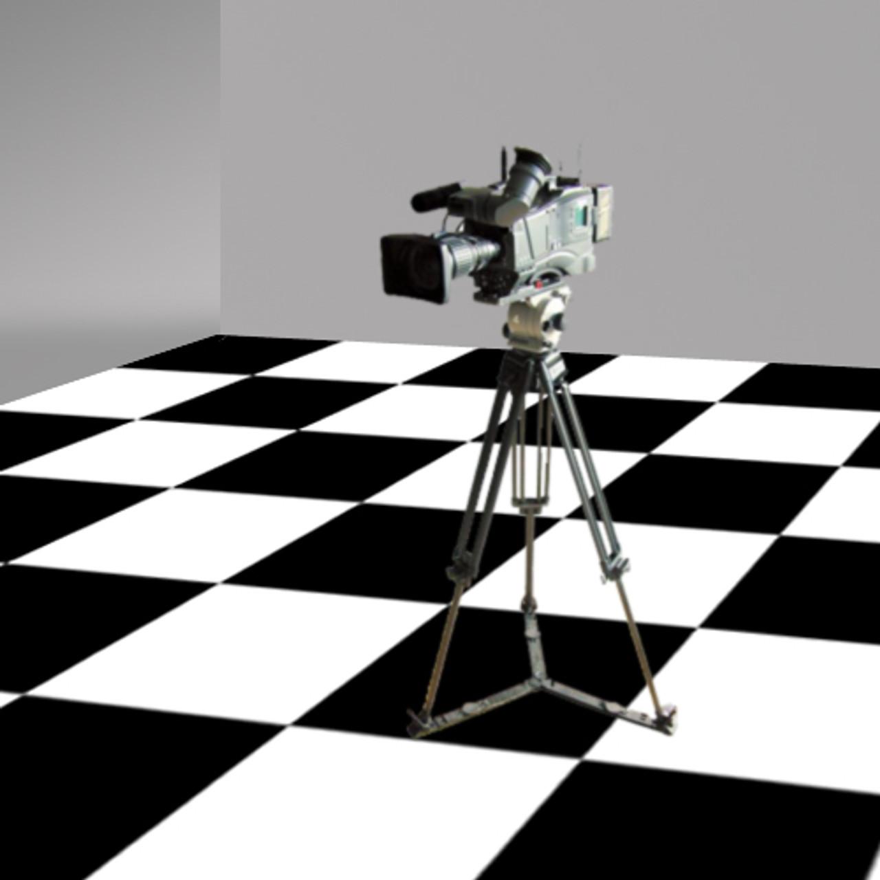 Rosco Floor Tiles - Black