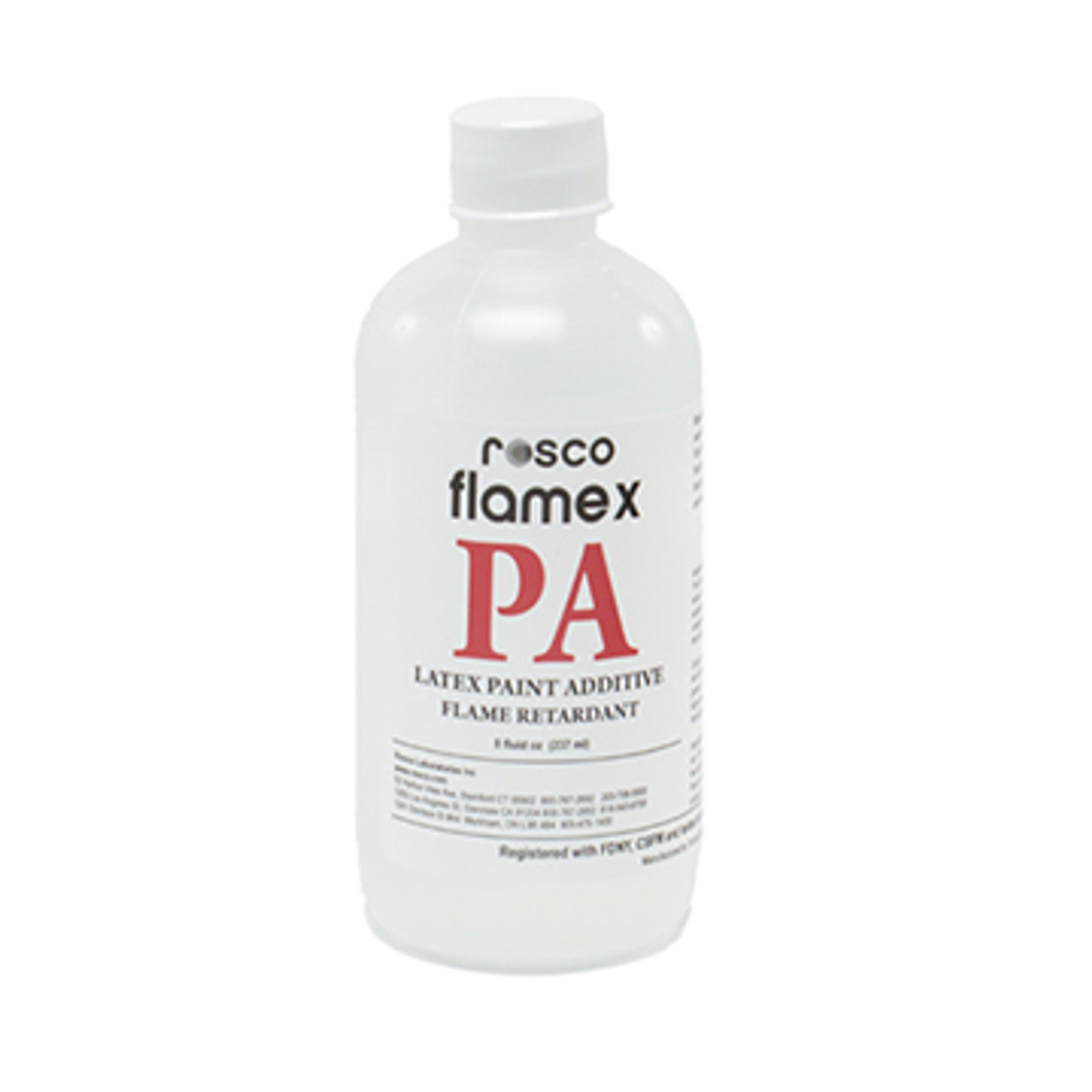 Rosco Flamex Latex Paint Additive