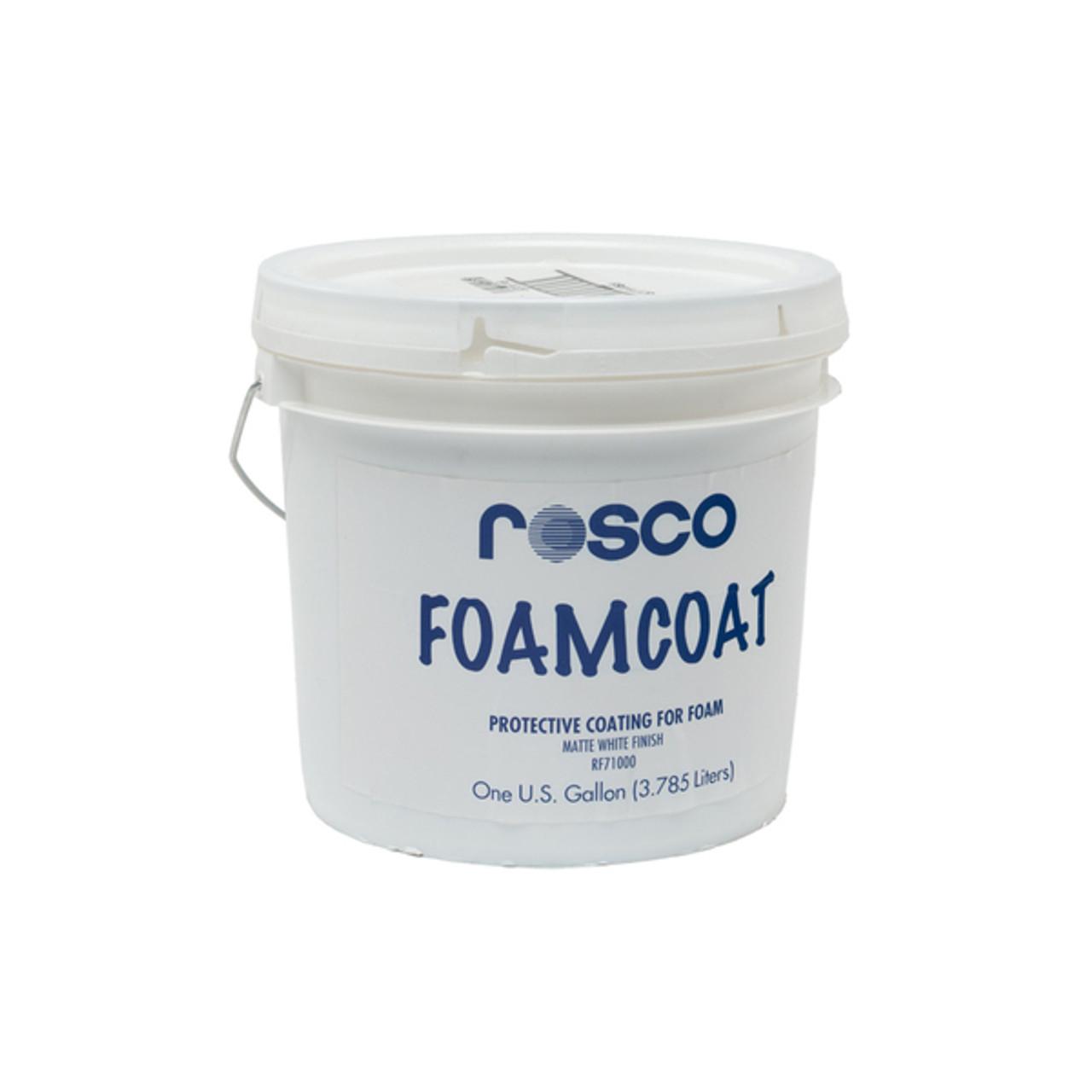 Rosco Foam Coat-Flame Retardant