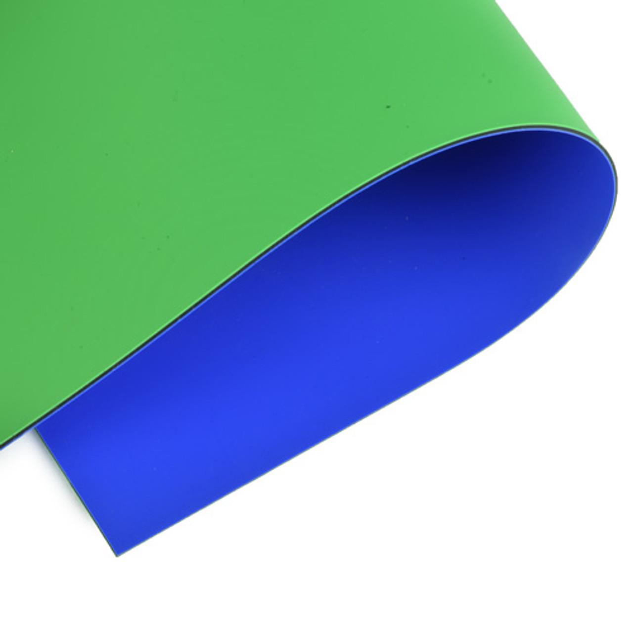 Rosco Blue/Green Chroma Floor (pr foot), Chroma Keys