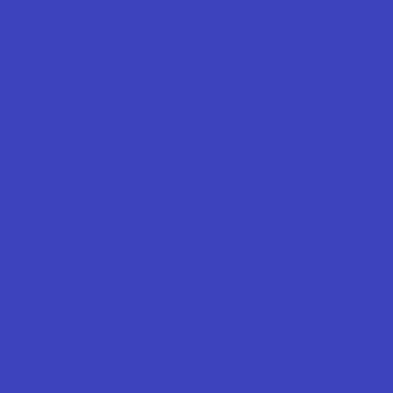 #0121 Rosco Gels Roscolux Blue Diffusion, 20x24""