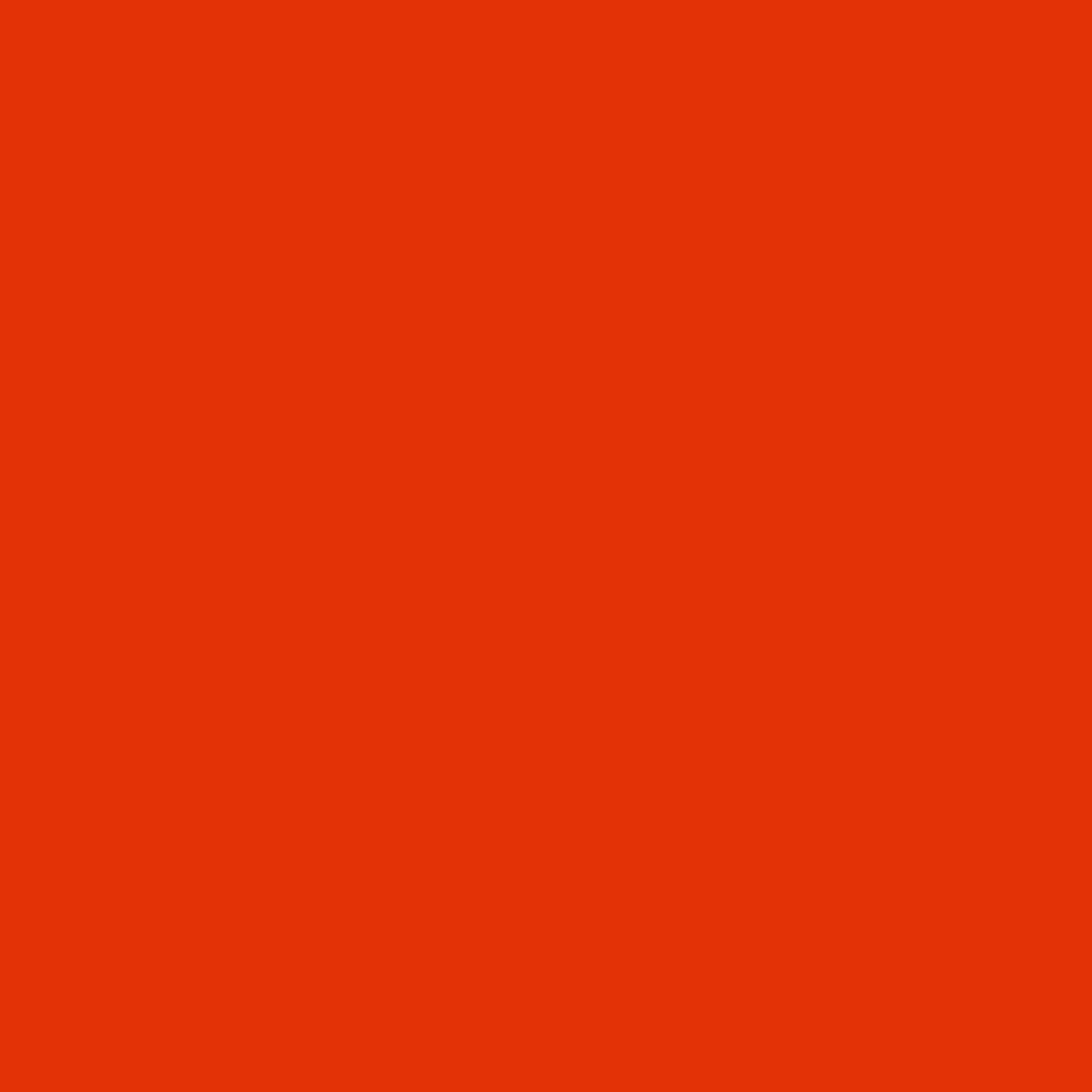 "#0019 Rosco Gels Roscolux Fire, 20x24"""