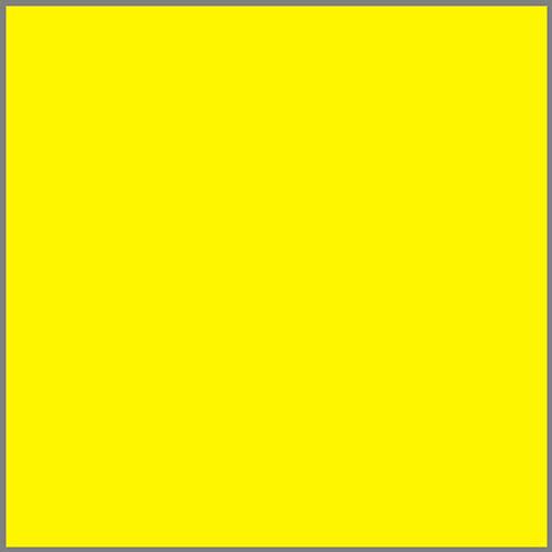 Lee #101 Yellow Gel Filter