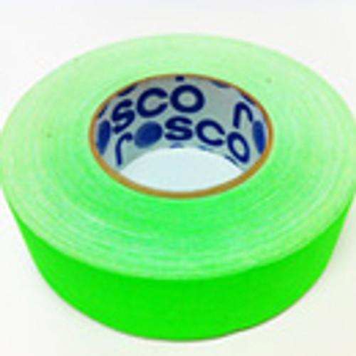 """Rosco GaffTac Digital Green Keying Tape  / Chroma Key 2"""" x 50 yd 1"""