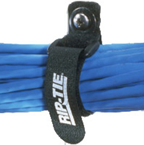 "12151 - Rip-Tie Cable Ties 1"" x 6"" (10)"