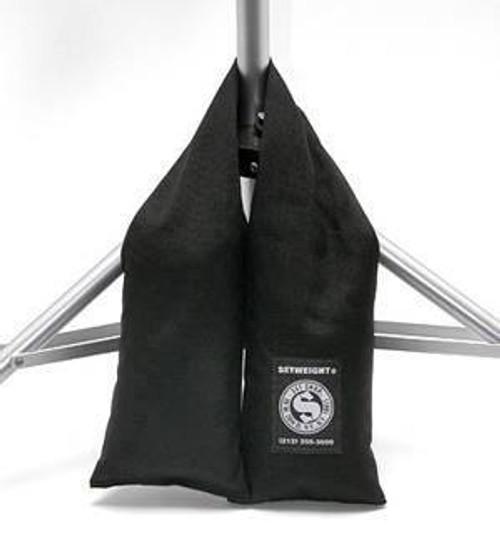 Setweight- Slingshot XL 137SSXL - 16lbs., Sandbag Sand Bag