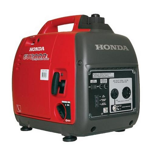 Rental - 2000 Watt Gas Generator