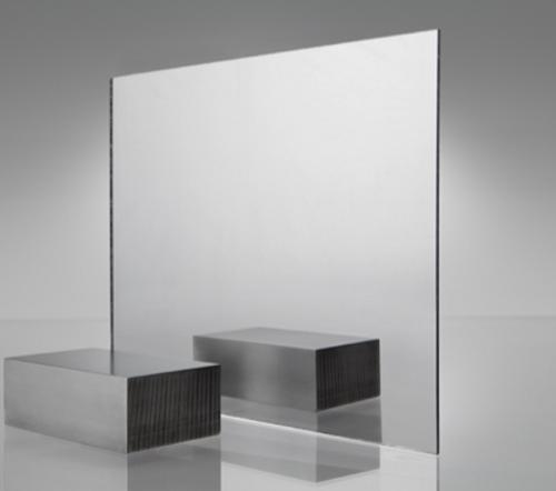 4x8' Mirrored Acrylic CLEAR