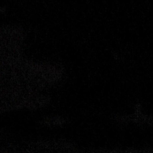 """Black Velour (set Flock) 54""""x24' roll"""
