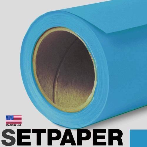 "SETPAPER - REGAL BLUE 107"" x 36' (2.7 x 11m)"