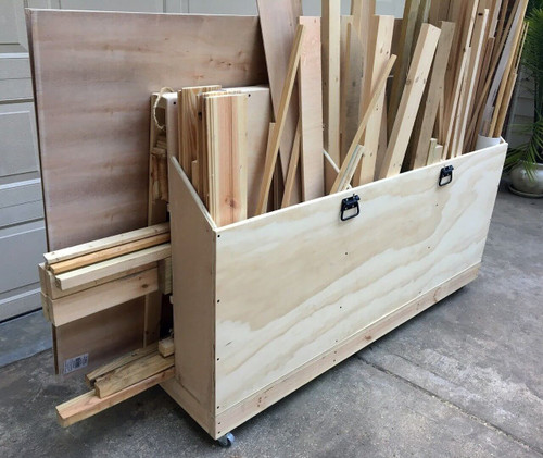 CLEARANCE - Wood Scraps