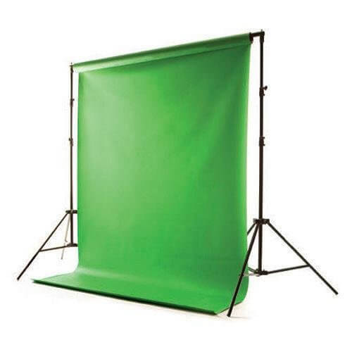 CLEARANCE - Vinyl Backdrop 9' x 10' Chroma Green