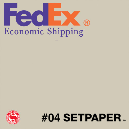 "(ECONOMIC SHIPPING) SETPAPER - STUDIO GREY 48"" x 36' (1.2 x 11m)"