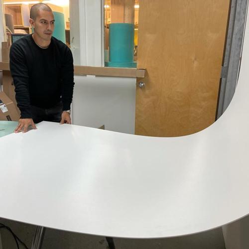 Sintra Board, White  3mm  5'x10'