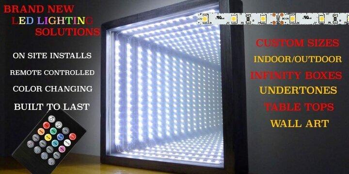 BRAND NEW LED LIGHTING