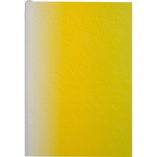 A5 Paseo Journal Neon Yellow  |  Organiser World