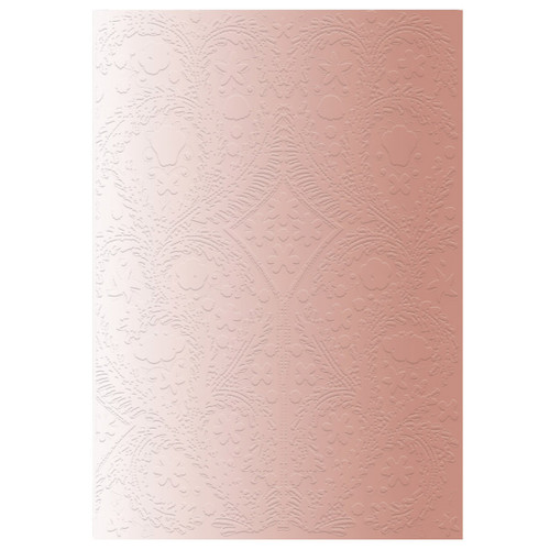 A6 Paseo Ombre Notebook Blush | Organiser World