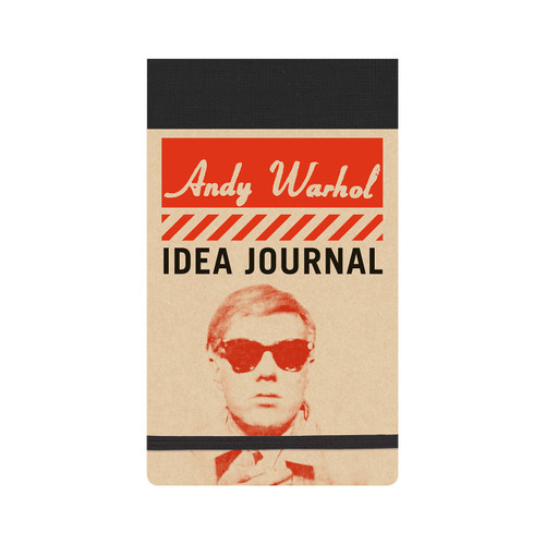 Specialty Journal Warhol Idea Journal  | Organiser World