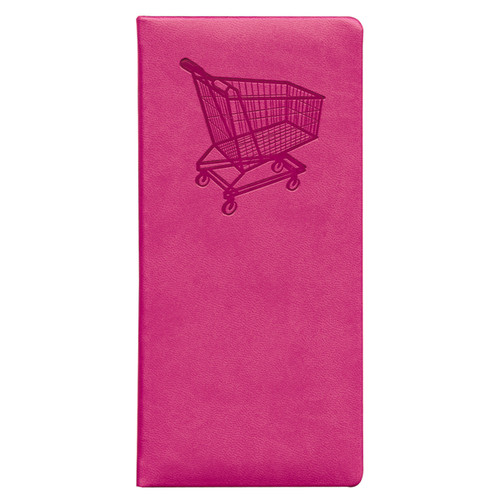 Grocery To Do List Pink | Organiser World