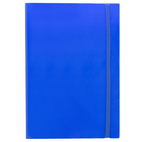 Journal A5 Patent Blue  | Organiser  World